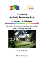 Volume 2/S/2010 - Zakład Chemii Analitycznej