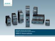 Catálogo Panorâmico SIRIUS Innovations - Industry