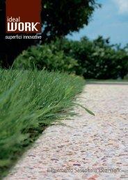 Il Pavimento SassoItalia Ideal Work.
