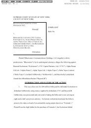 2012 bluewaters lawsuit