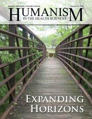 Expanding Horizons - Western University of Health Sciences