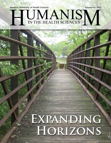 Expanding Horizons - Western University of Health Sciences