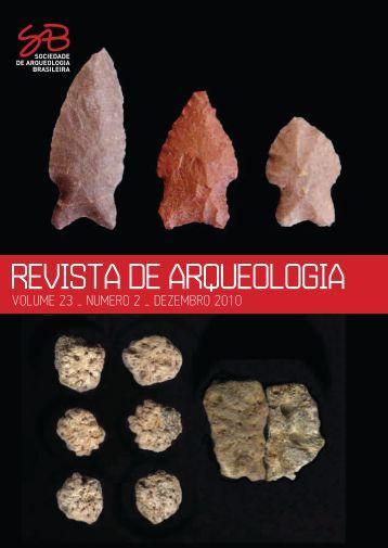 REVISTA DE ARQUEOLOGIA - leiaufsc