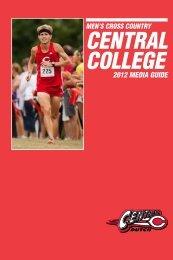 2009 fall media  guide central college