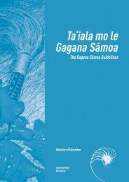 Ta'iala mo le Gagana Sāmoa - Pasifika Education Community