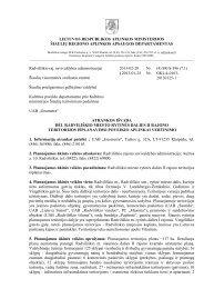 SR-S-396 (7.1) dėl Radviliškio miesto rytinės dalies II rajono ... - RAAD