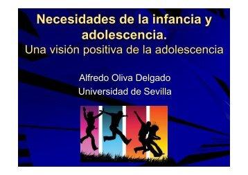 Necesidades de la infancia y adolescencia. - Ayuntamiento de ...