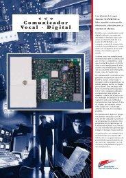 Comunicador Vocal - Digital - Cooper Security