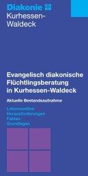 Bestandsaufnahme 2011 - Diakonie Hessen