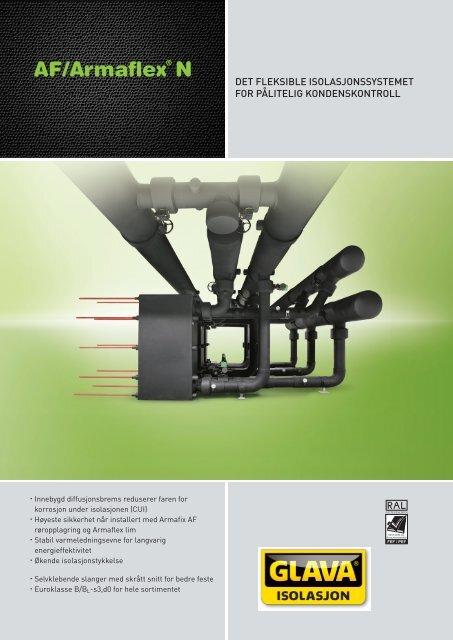 FDV AF/Armaflex - Glava