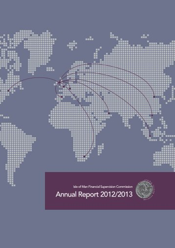 Annual Report 2012-13 - Financial Supervision Commission