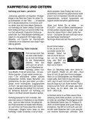 karfreitag und ostern - Paul-Gerhardt-Kirche München-Laim - Seite 6