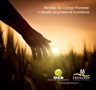 Revisão do Código Florestal: o desafio de preservar e produzir