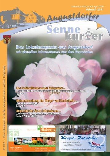 Editorial - Sennekurier Augustdorf