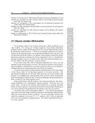 2.1 Gauss-Jordan Elimination - Computing + Mathematical Sciences