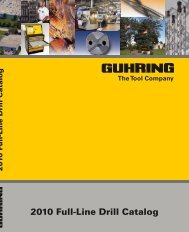 2010 Full-Line Drill Catalog
