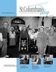 SC Newsletter-Spring 08-S - St. Columban's on the Lake Retirement ...