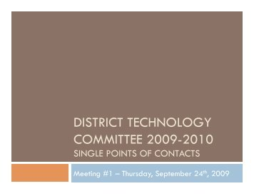 Meeting_01_PPT - Roseville City School District