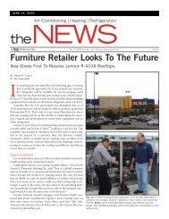 Furniture Retailer Looks To The Future - Yellow Jacket