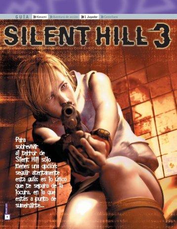 Descargar Silent Hill 3 - Mundo Manuales
