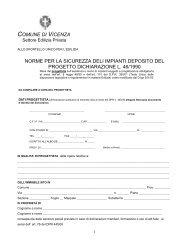 Dichiarazione deposito progetto impianti L_46_90 in formato ...