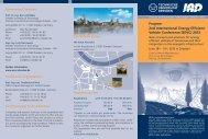 EEVC - International Energy Efficient Vehicles Conference