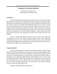 FILE: Pengenalan dan Pembuatan Blog UNY - Blog at UNY dot AC ...