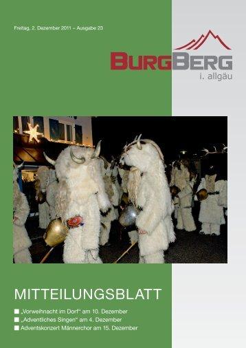 Tobias Graf - Burgberg