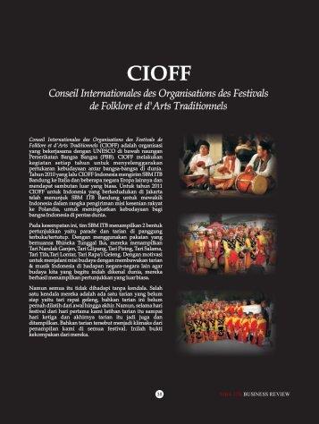 cioff - SBM ITB