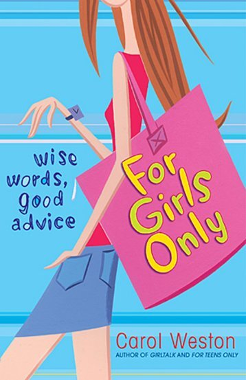 For Girls Only - HarperCollins Publishers