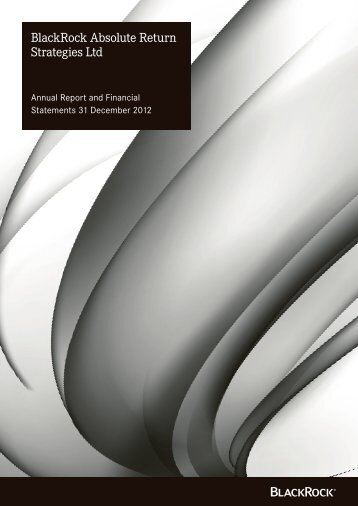 Annual Report and Financial Statements (December 2012)