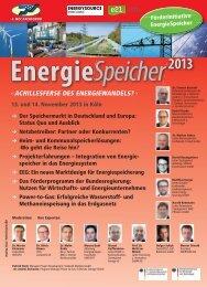 Programm - Clean Energy Sourcing