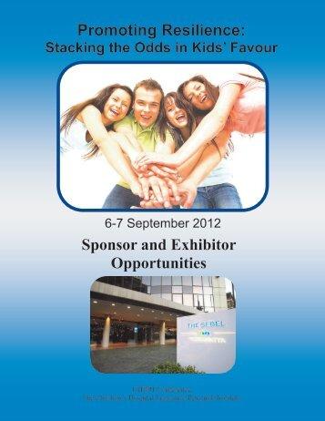 Promoting Resilience - CHERI - The Children's Hospital Education ...