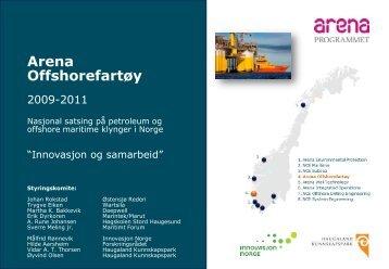 Presentasjon Arena Offhorefartøy - Haugaland Vekst