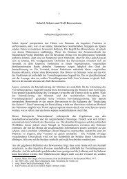 Schuld, Scham und Null-Bewusstsein (.pdf, 4 S.) - consciousness
