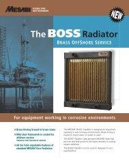The BOSS™ Radiator - L&M Radiator Inc.