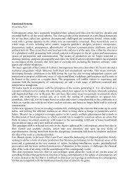 Franziska Nori Text-1 - Palazzo Strozzi