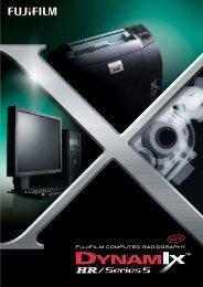 DynamIx HR / Series 5 (Brochures) - Fujifilm
