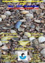 2007 Newsletter - DolphinUnderwater.org