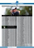 The Top Ten in The Race to Dubai Next Event on ... - European Tour - Page 6