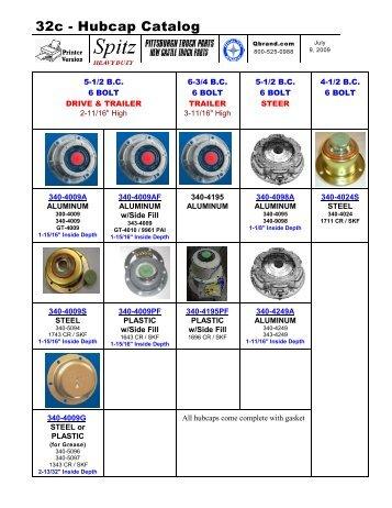 32c - Hubcap Catalog - QBrand.com