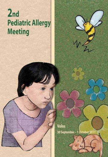 2nd Pediatric Allergy Meeting Volos - Synedra.gr