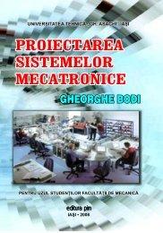 Proiectarea sistemelor mecatronice - PIM Copy