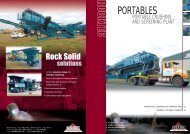 Portables Brochure - In-site