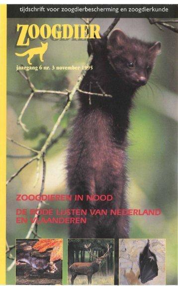 oogdier 1995 6 (3) - Zoogdierwinkel