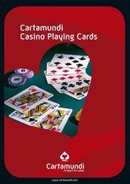 Cartamundi Casino Playing Cards
