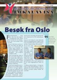 Lokalavisa oktober08 NFF Nordland.pdf - Norsk Fysioterapeutforbund