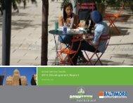 2012 Development Report - Downtown Baltimore