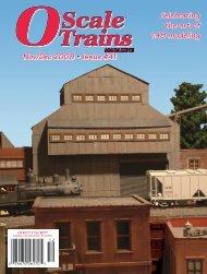 Nov/Dec 2008 - O Scale Trains Magazine Online