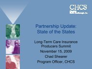 LTC 818 -- Partnership Update: State Of The States - Long Term ...